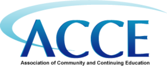 Association of Community & Continuing Education (ACCE)